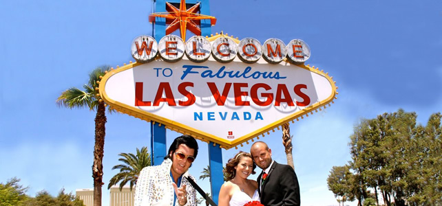 Getting married in Vegas